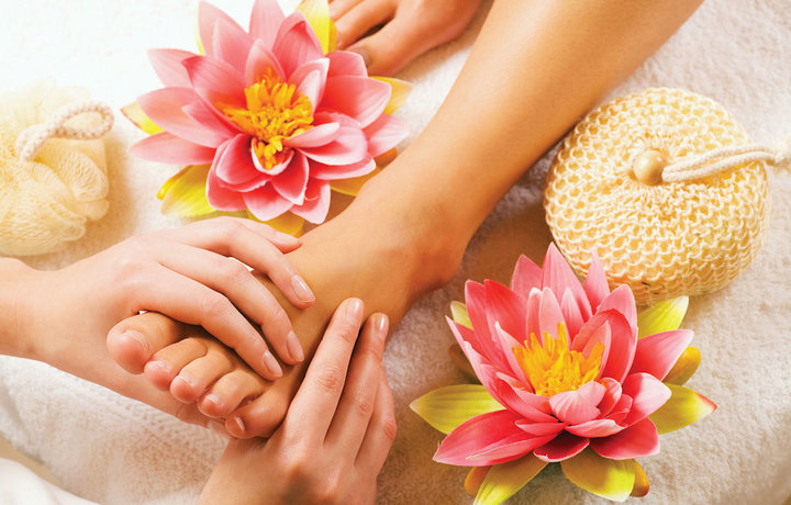 Feet Reflexology Massage in dubai