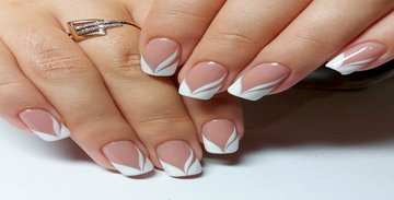 Habtoor Grand Resort FRENCH Manicure