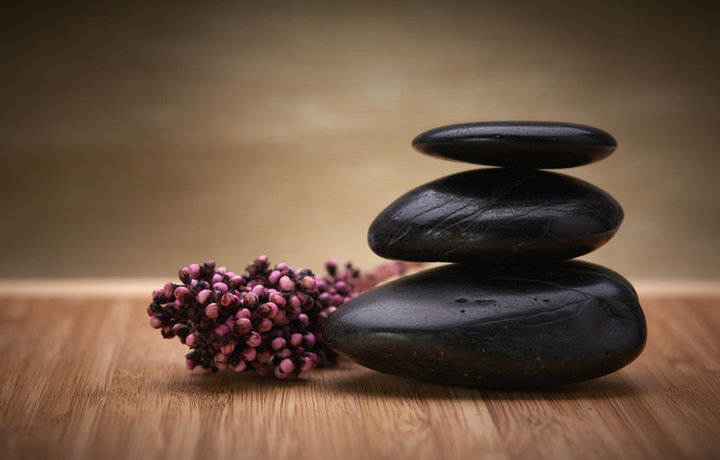 Hot Stone massage in Dubai