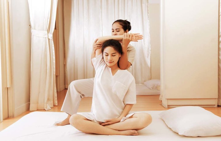 Traditional Thai massage in Dubai
